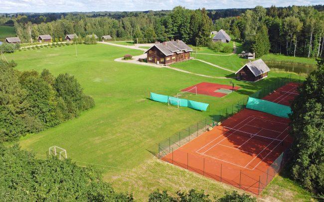 teniso kortai vilnius